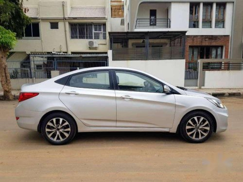 Used 2014 Verna 1.6 CRDi SX  for sale in Ahmedabad