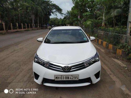 Used 2015 Corolla Altis G  for sale in Goregaon