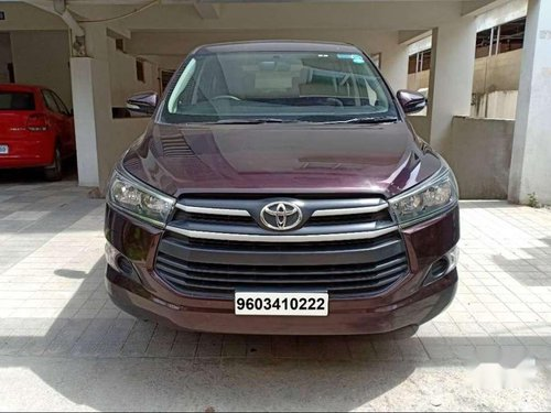Used 2017 Innova Crysta  for sale in Hyderabad