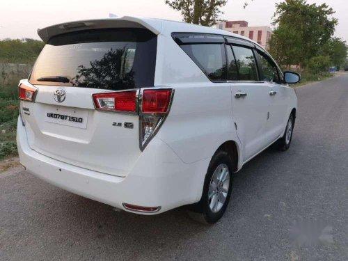 Used 2016 Innova Crysta  for sale in Gurgaon
