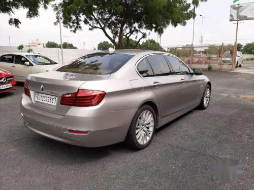 Used 2014 5 Series 520d Luxury Line  for sale in Ahmedabad