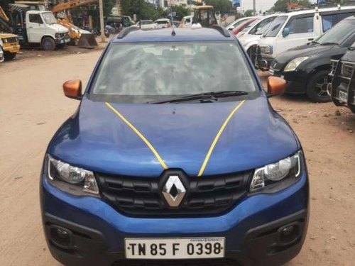 Used 2017 KWID  for sale in Madurai-4