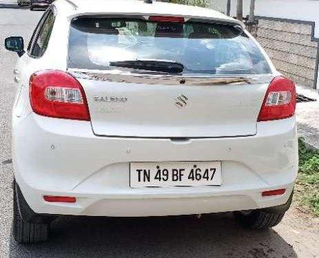 Used 2016 Baleno Zeta Diesel  for sale in Tiruppur