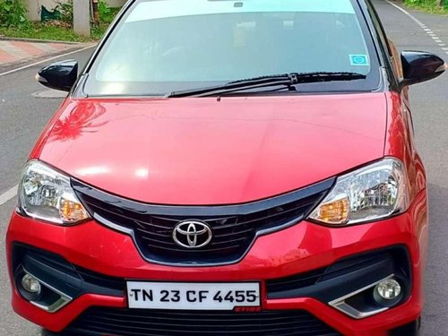 Used 2017 Etios Liva VXD  for sale in Tiruppur
