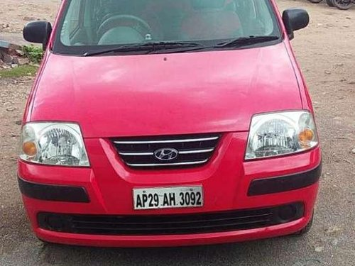 Used 2009 Santro Xing GLS LPG  for sale in Hyderabad