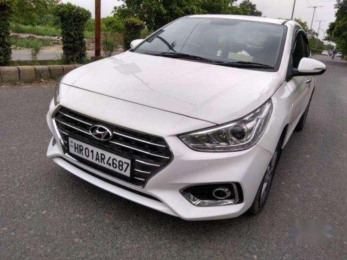 Used 2018 Verna 1.6 CRDi SX  for sale in Gurgaon