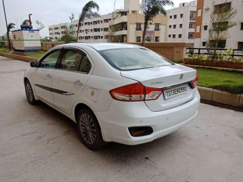 Used 2017 Ciaz  for sale in Hyderabad