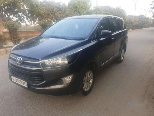 Used 2017 Innova Crysta  for sale in Gurgaon