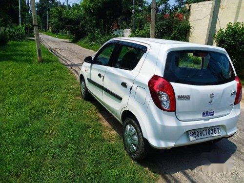 Used 2014 Alto 800 LXI  for sale in Jalandhar