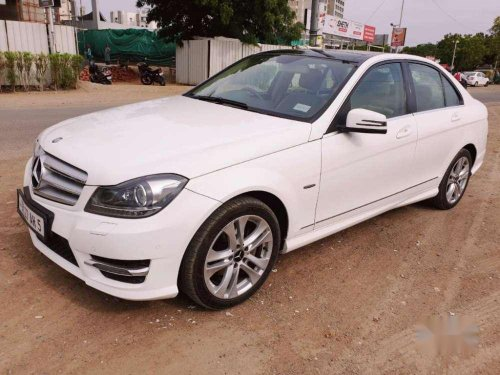 Used 2014 C-Class 220 CDI AT  for sale in Ahmedabad