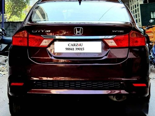 Used 2017 City  for sale in Chennai