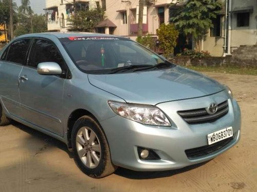 Used 2009 Corolla Altis 1.8 G  for sale in Kolkata