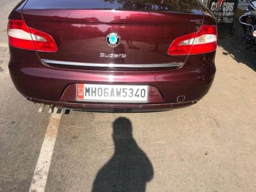 Used 2010 Superb Elegance 2.0 TDI CR AT  for sale in Mira Road