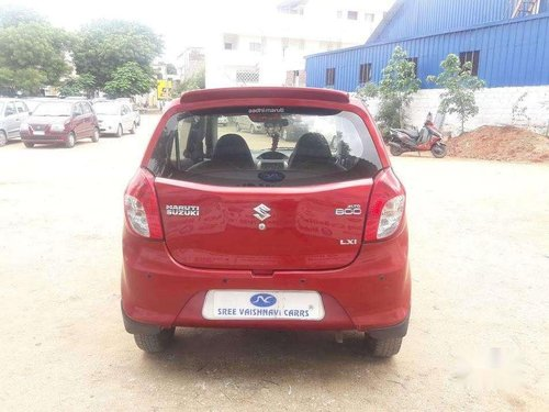 Used 2015 Alto 800 LXI  for sale in Tiruppur