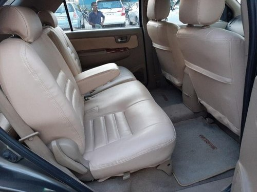 Used Toyota Fortuner 3.0 Diesel MT car at low price