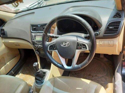 Used 2014 Verna 1.6 CRDi SX  for sale in Kolkata
