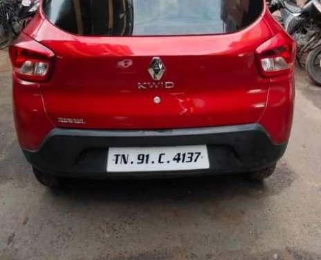 Used 2017 KWID  for sale in Pondicherry