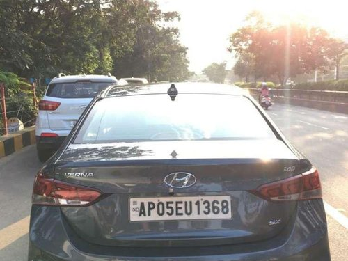 Used 2017 Verna 1.6 CRDi SX  for sale in Visakhapatnam-2