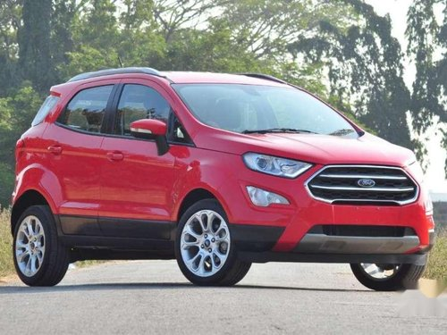 Used 2017 EcoSport  for sale in Chennai