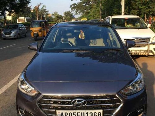 Used 2017 Verna 1.6 CRDi SX  for sale in Visakhapatnam