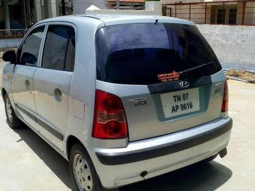 Used 2007 Santro Xing XO  for sale in Erode