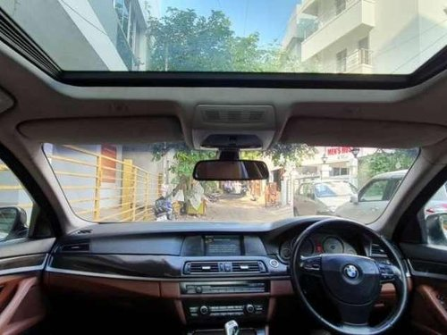 Used 2011 5 Series 520d Luxury Line  for sale in Chennai