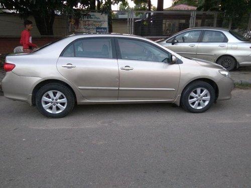 2010 Toyota Corolla Altis Diesel D4DG MT for sale