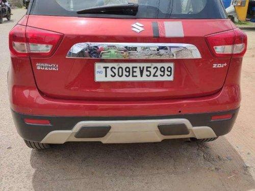 Used 2017 Vitara Brezza ZDi  for sale in Hyderabad