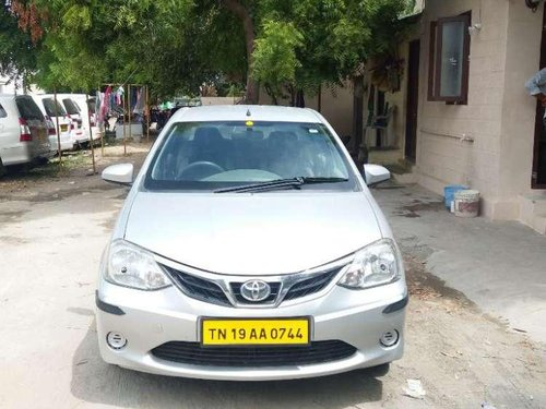 Used 2016 Etios GD SP  for sale in Coimbatore