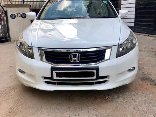 Used 2010 Accord 2.4 AT  for sale in Chennai