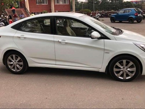 Used 2013 Verna 1.6 CRDi SX  for sale in Chandigarh