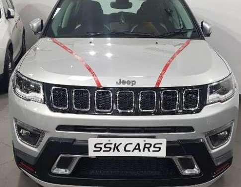 Used 2017 Compass 2.0 Limited  for sale in Lucknow