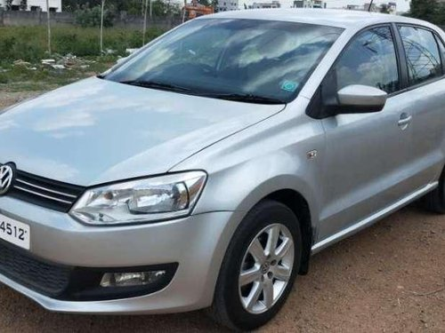 Used 2012 Polo  for sale in Hyderabad