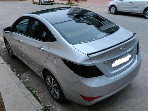 Used 2015 Verna 1.6 CRDi SX  for sale in Nagar