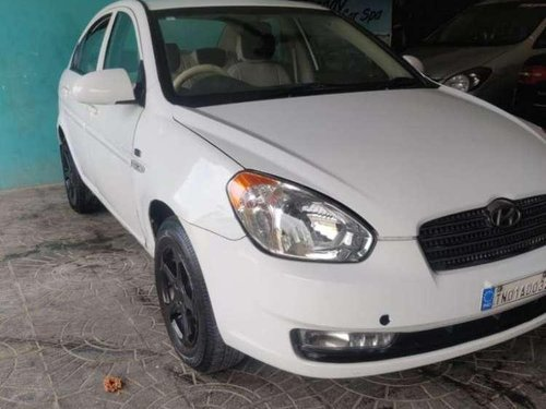 Used 2008 Verna CRDi  for sale in Chennai