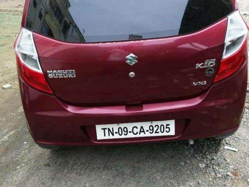Used 2015 Alto K10 VXI  for sale in Chennai