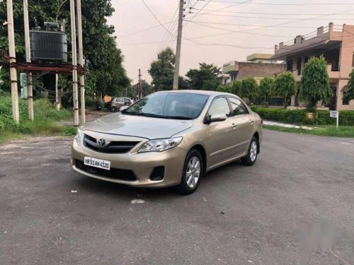 Used 2011 Corolla Altis G  for sale in Chandigarh