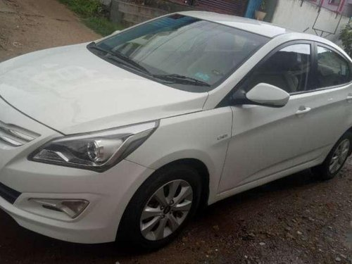 Used 2015 Verna 1.6 CRDi SX  for sale in Hyderabad