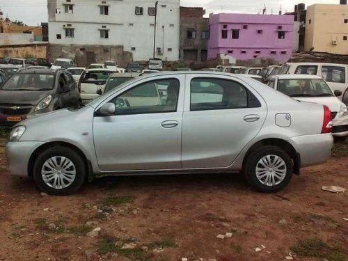 Used 2016 Etios GD  for sale in Hyderabad
