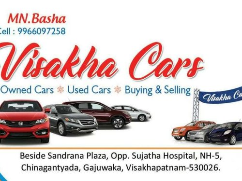 Used 2013 Ritz  for sale in Visakhapatnam