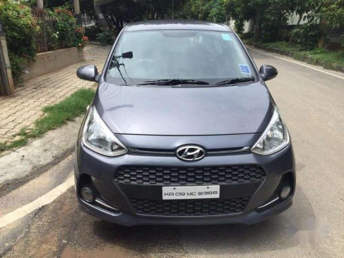 Used 2017 i10 Sportz 1.2  for sale in Nagar