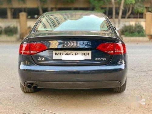 Used 2011 A4 35 TDI Premium  for sale in Mumbai