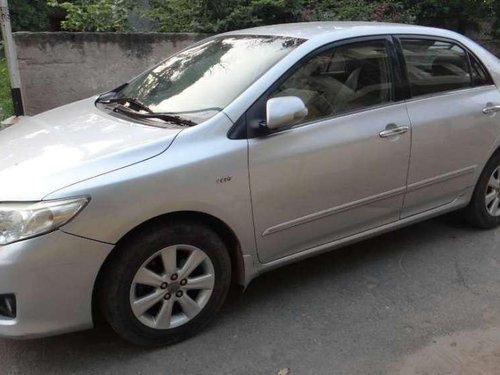 Used 2009 Corolla Altis G  for sale in Mathura