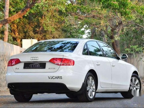 Used 2011 A4 2.0 TDI  for sale in Coimbatore