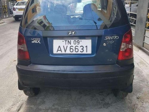 Used 2007 Santro Xing GL  for sale in Chennai