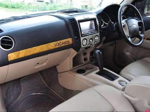 Used 2012 Endeavour 3.0L 4X4 AT  for sale in Chennai