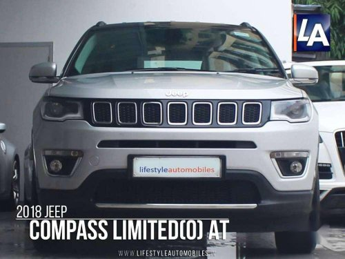 Used 2018 Compass 1.4 Limited Option  for sale in Kolkata