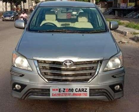 Used 2016 Innova 2.5 E  for sale in Hyderabad
