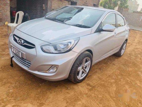 Used 2013 Verna 1.6 CRDi SX  for sale in Ludhiana