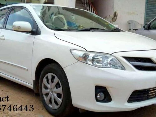 Used 2013 Corolla Altis  for sale in Chennai